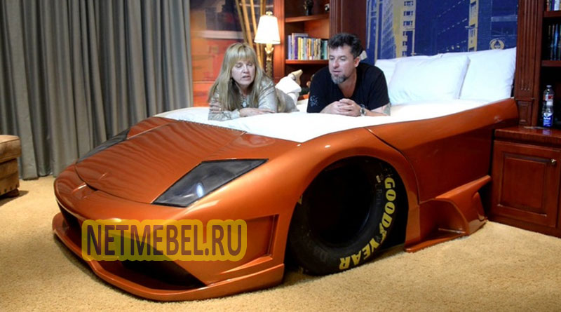 кровать машина для взрослого