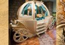 Детская кровать-карета для девочки и многое другое