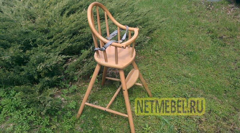 ремень безопасности для стульчика
